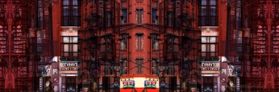 Harlem (brownstones)