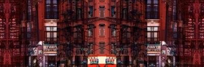 Harlem (brownstones)